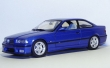 1:18 BMW E36 M3 Coupe Azul 1998