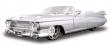 1:18 Cadillac Eldorado Biarritz AllStars Plateado 1959