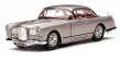 1:18 Facel Vega HK500 Plateado 1957