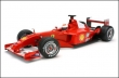 1:18 Ferrari F-2001 Michael Schumacher
