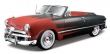 1:18 Ford Convertible AllStars 1949