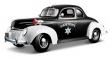 1:18 Ford Deluxe Policía Estatal 1939