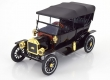 1:18 Ford Modelo T Capota Blanda (Negro) 1915