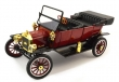 1:18 Ford Modelo T Roadster Convertible (Rojo) 1915