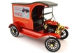 1:18 Ford Model T Cargo Van Coca-Cola 1915