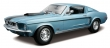 1:18 Ford Mustang GT Cobra Jet 1968