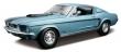 1:18 Ford Mustang GT Cobra Jet 1968