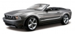 1:18 Ford Mustang GT Convertible 2010