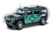 1:18 Hummer H2 SUV Hulk 2003