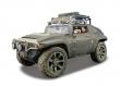 1:18 Hummer HX Concept Dirt Riders 2008