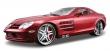 1:18 Mercedes-Benz SLR McLaren AllStars
