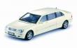 1:18 Mercedes-Benz S-Class Pullman Blanco 2000