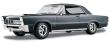 1:18 Pontiac GTO (Edición Hurst) 1965