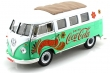 1:18 Volkswagen Samba Minibus Coca-Cola 1962 (Verde)