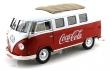 1:18 Volkswagen Samba Minibus Coca-Cola 1962
