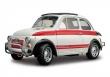 1:18 Fiat 500 Abarth 1965