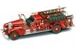 1:24 Ahrens-Fox VC Camión de Bomberos 1938