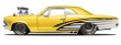 1:24 Chevrolet Chevelle SS 396 Pro-Rodz Pro Street 1966
