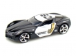 1:24 Chevrolet Corvette Stingray Concept Police 2009