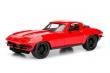 1:24 Chevrolet Corvette Coupe 1963 Furious 8