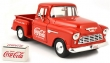 1:24 Chevrolet 5100 Stepside Pickup Coca-Cola 1955