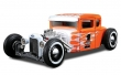 1:24 Ford Modelo A Harley-Davidson 1929