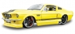 1:24 Ford Mustang GT Pro-Rodz 1967