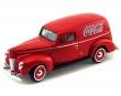 1:24 Ford Sedan Coca-Cola Carro de Reparto 1940