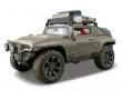 1:24 Hummer HX Concept Dirt Riders
