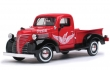1:24 Plymouth Pickup Coca-Cola 1941 (Rojo)