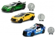 1:24 Transformers Assorted Vehicles- 3 models