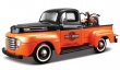 1:25 Ford F-1 1948 & Harley-Davidson Duo Glide 1958