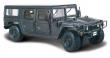 1:27 Hummer H1 Camioneta 4 puertas