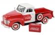 1:32 Chevrolet 3100 Pickup Coca-Cola 1953
