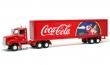 1:43 International Tractor Truck Coca-Cola Holiday Caravan