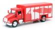 1:43 Kenworth T300 Coca-Cola 125th Anniversary Delivery Truck