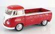 1:43 Volkswagen T1 Pickup Coca-Cola 1962 (Red)