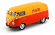 1:43 Volkswagen Transporter Van Coca-Cola 1962