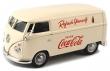 1:43 Volkswagen Transporter Van 1962 (Beige)