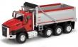 1:50 CAT CT660 Dump Truck (Red)