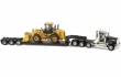 1:50 Kenworth W900 with Trail King Trailer and CAT 950H