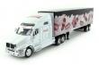 1:64 Kenworth Camión Remolque Coca-Cola en Hielo