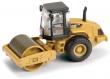 1:87 CAT CS56 Smooth Drum Vibratory Soil Compactor