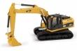 1:87 CAT 320D L Hydraulic Excavator