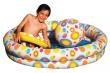 "48"" x 10"" Circles Inflatable Pool Set"