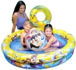 "50"" x 10"" Looney Tunes Inflatable Pool Set"