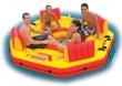 """Flotador Lounge 100"""" x 100"""" x 24"""" Pacific Paradise"""