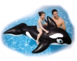 """76"""" x 47"""" Whale Ride-On"""