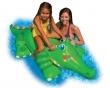 "67"" x 17"" Grinning Gator Ride-On"