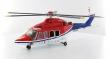 Helicóptero 1:48 AgustaWestland AW139